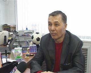 В.Н. Сергеев. Директор МОАУДОД ДЮСШ №3