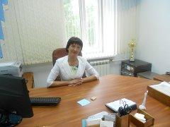 Н.Попова, Президент федерации плавания Амурской области.