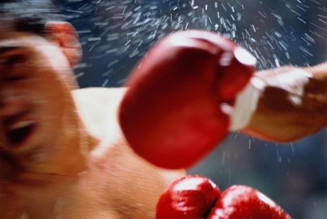 Бокс хук