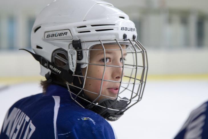 Хоккей юные Тында