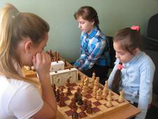 Шахматисты Белогорска