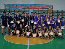 Баскетбол Белогорск
