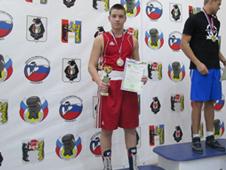 Белогорские боксёры