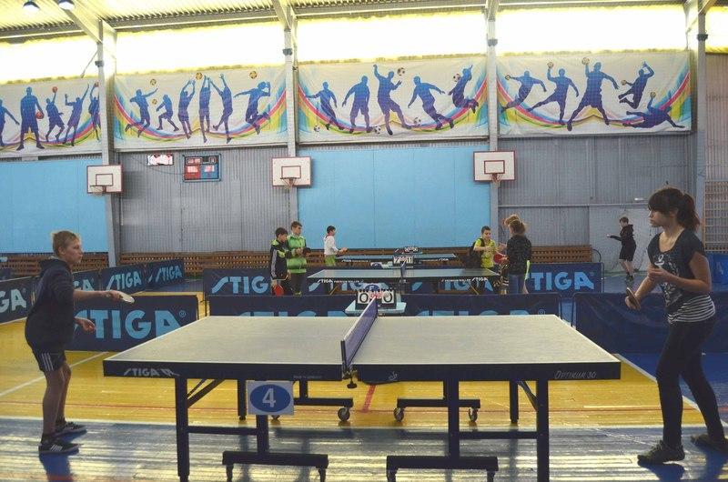 Теннис в Тынде