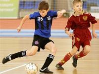 Мини-футбол дети Белогорска