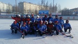 Хокккеисты Тынды