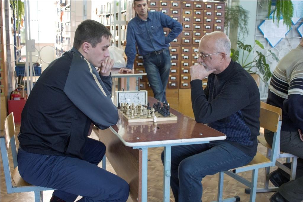 Шахматы АмГУ