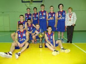 Баскетболисты Тынды