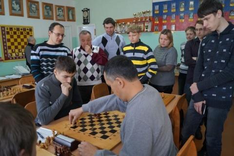 Шахматисты Райчихинска