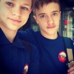 Смирнов Евгений и Козлов Роман