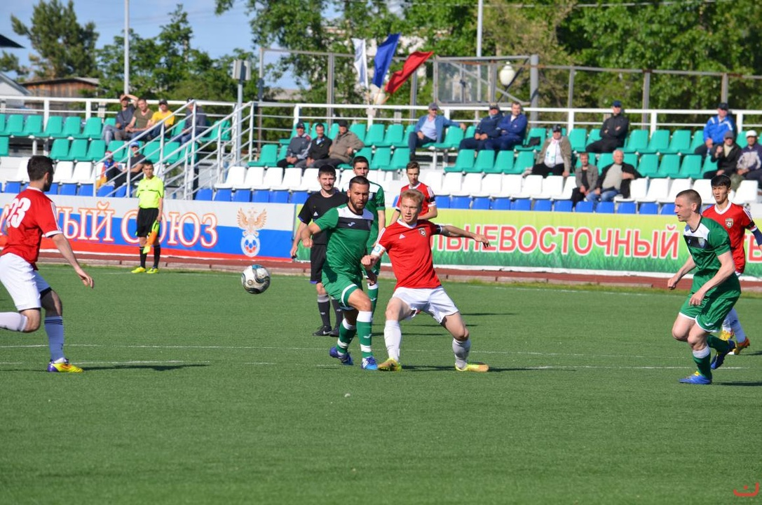 белогорск футбол