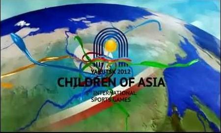 дети азии