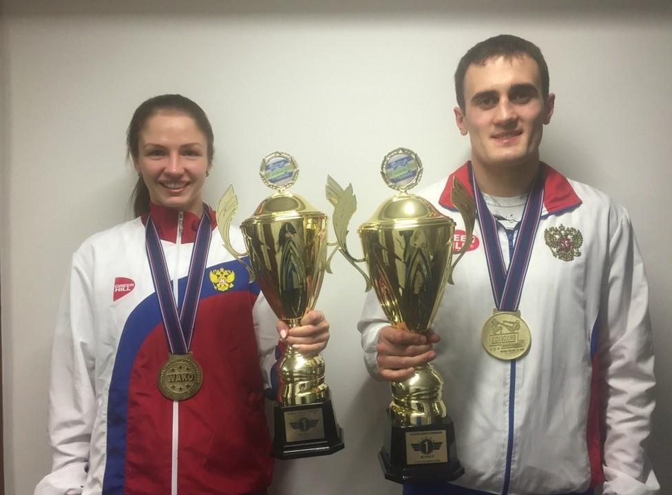 Челябинец завоевал серебро начемпионате Европы покикбоксингу
