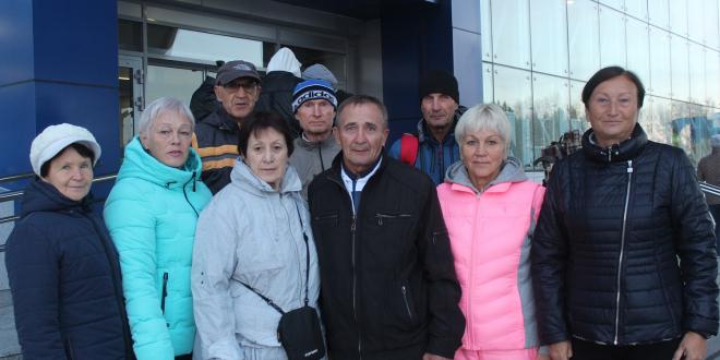 Пенсионная команда